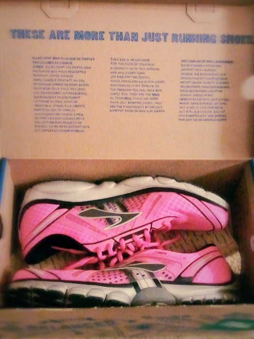 run happy.brooks purecadence